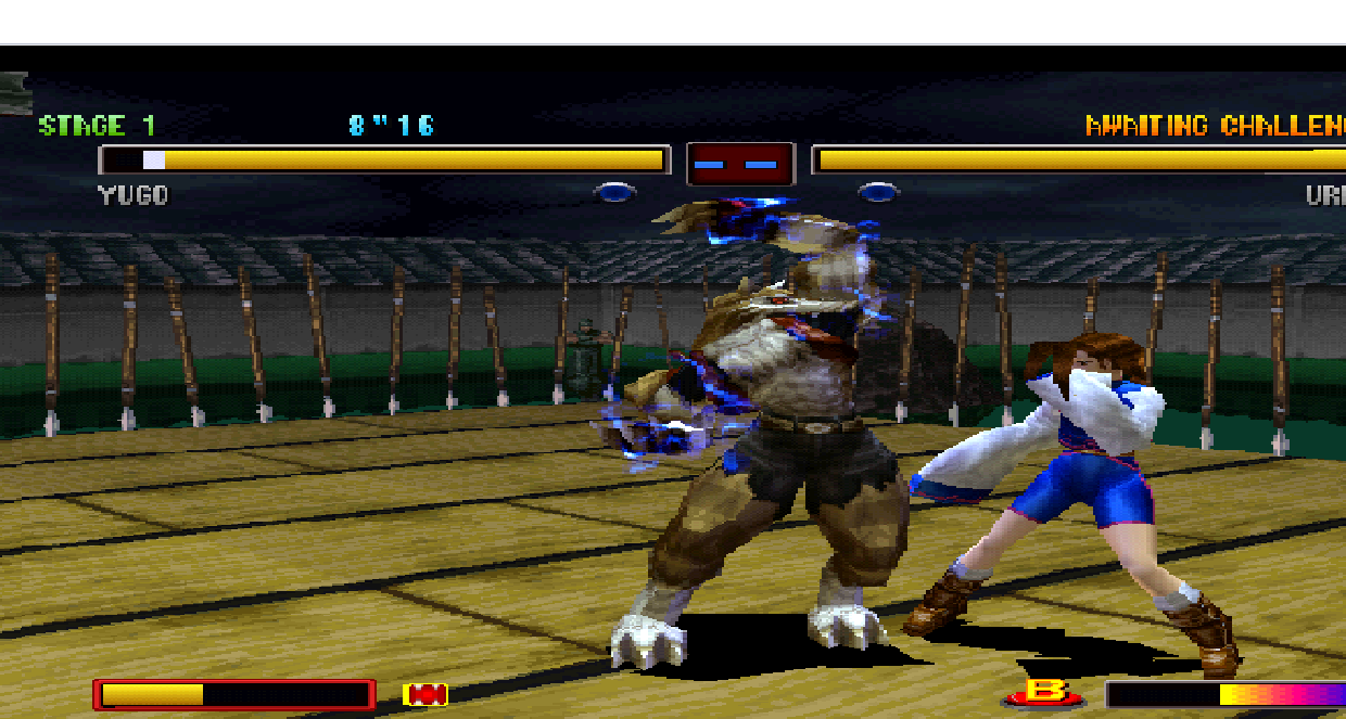 How to download bloody roar 2 for pc 1000% working + link hd youtube.